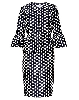Gina Bacconi Geraldine Dress And Jacket