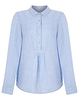 Monsoon Joy Dobby Linen Shirt