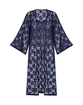 Mela London Curve Lace Kimono
