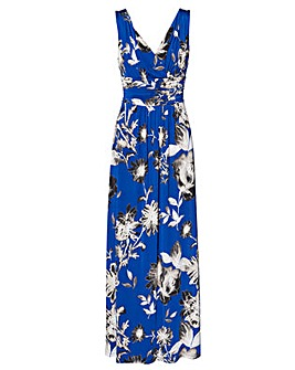 Gina Bacconi Fifi Floral Maxi Dress