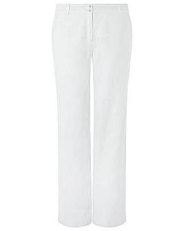 Monsoon Penelope Short Linen Trouser