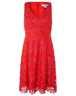 Monsoon Lucia Lace Dress