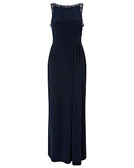 Monsoon Millie Mae Embellished Dress