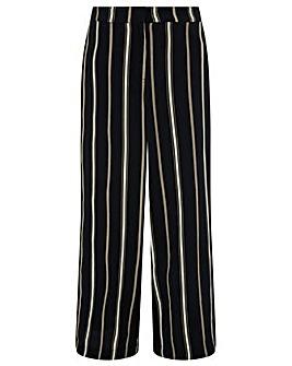 Monsoon Shiva Stripe Crop Trouser