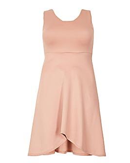 Be Jealous Sleeveless High Low Dress