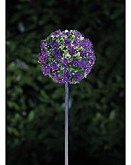 Gardenwize Solar Stake Light Purple