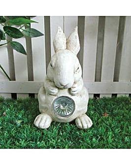 Gardenwize Solar Bunny