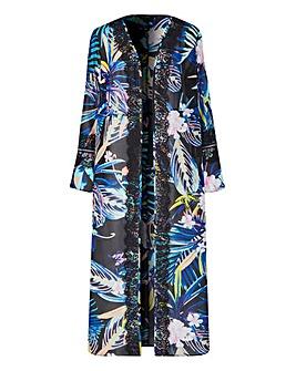 Petite Bell Sleeve Kimono