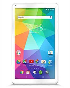 GoTab 10in Android 16Gb Tablet Silver