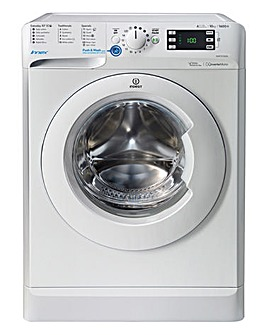 INDESIT 10KG 1600RPM WASHING MACHINE