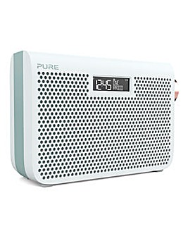 PURE ONE MIDI SERIES 3S DAB RADIO JADE