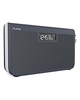 PURE ONE MAXI SERIES 3S DAB RADIO SLATE