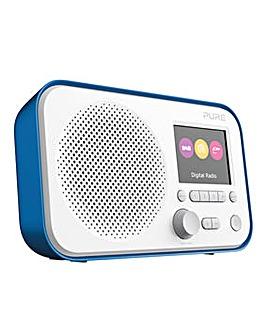 PURE ELAN E3 DAB RADIO BLUE