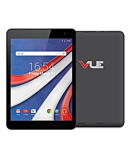 VUE 8 Inch Android Quad Core 16GB Tablet