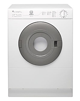 Indesit Compact Vented 4kg Dryer