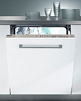Hoover Built in Full Size Dishwasher