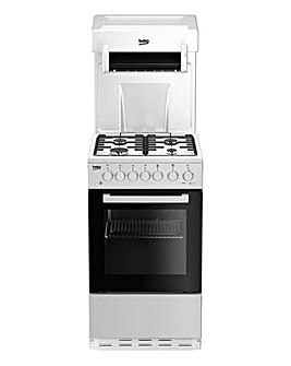 Beko 50cm Gas Single Cooker + Install