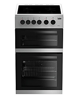 Beko 50cm Electric Double Cooker Install