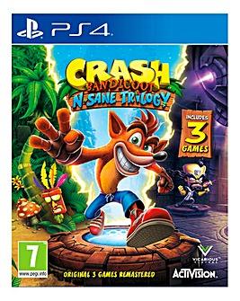 Crash Bandicoot (PS4)