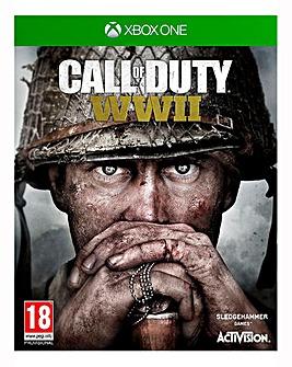 Call Of Duty WW11 (Xbox One)