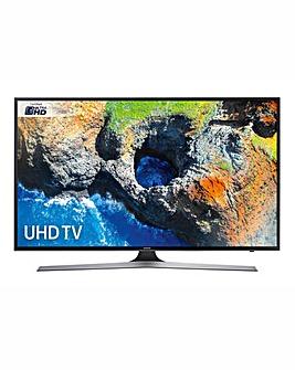 Samsung 50 Smart 4k UHD TV + Install