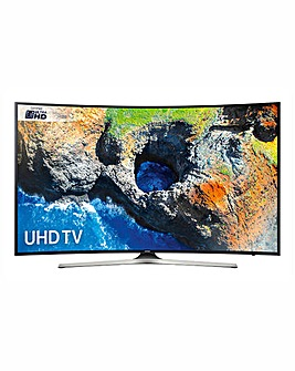 Samsung 49 Smart 4k UHD Curved TV