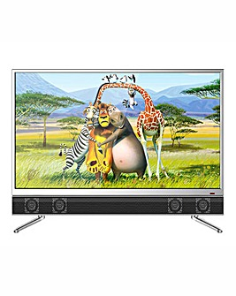 Cello 32 Smart TV & Soundbar