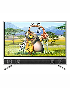Cello 32 Smart TV & Soundbar + Install