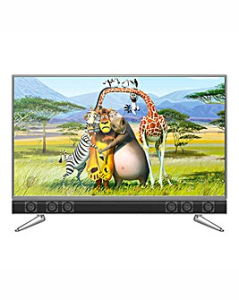 Cello 43 Smart TV & Soundbar