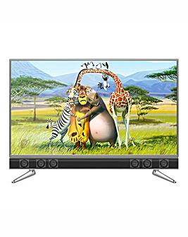 Cello 43 Smart TV & Soundbar + Install