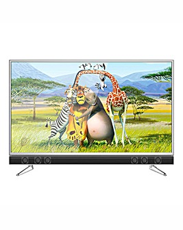 Cello 65 4K Smart TV & Soundbar