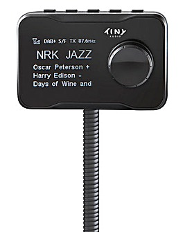 Tiny Audio In Car DAB Adapter C7