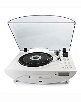 GPO Jive Turntable/CD/MP3