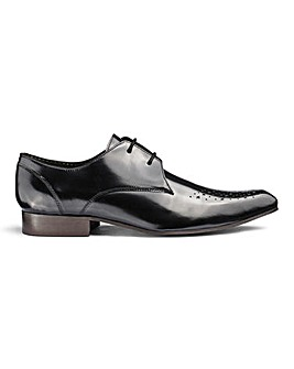Flintoff By Jacamo Formal Shoes Wide