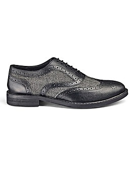 Premium Leather Brogues