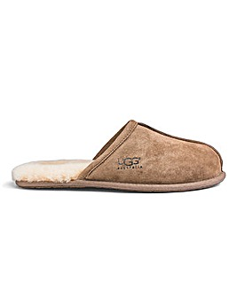 UGG Suede Scuff Slippers