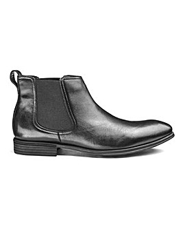 Soleform Chelsea Boots Extra Wide Fit