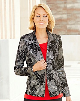 Nightingales Lace Jacket