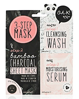 Oh K! 3 Step Mask