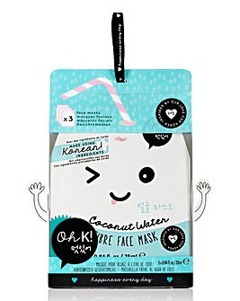 Oh K! Coconut Face Mask Sheets