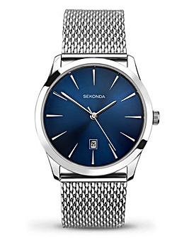Sekonda Gents Watch With Mesh Strap