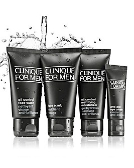 Clinique for Men Set - Oily Skin