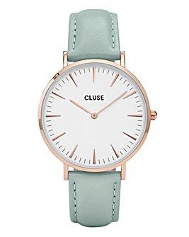 CLUSE Ladies La Boheme Leather Watch