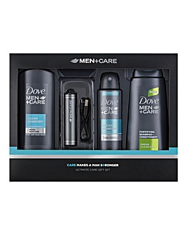 Dove Men Ultimate Care Set & Charger