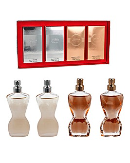 JPG Classique Ladies Mini Fragrance Set