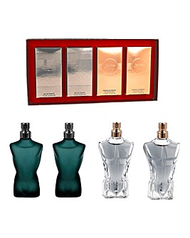 JPG Le Male Mini Fragrance Set