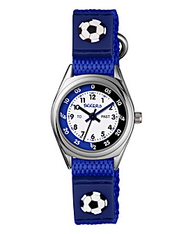 Tickers Time Teacher Watch - Blue