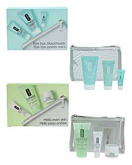 Clinique Even Better & Anti Blemish Kits