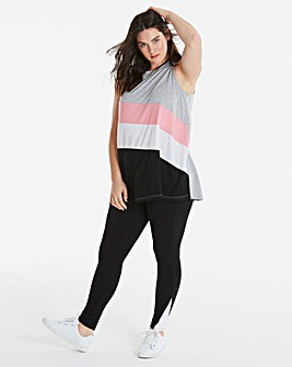 Leisure Colour Block Tunic
