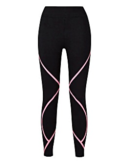 Sports Stripe Legging